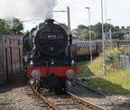 46115 at Carnforth 09-08-09