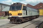 92026 at Crewe