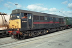 Crewe Works Open Day 19-05 2000