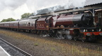 Princess Elizabeth at Stalybridge Station 26-08-2011 + Photos