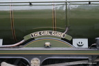 46115 with The Girl Guide name plate 06-09-2009