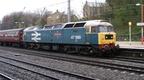 Heyrod Stalybridge 27-03-2012------ Lancaster Station 11-04-2012