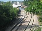 New Track Layout Stalybridge Station 02-08-2012