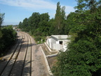 New Track Layuot Stalybridge Station 02-08-2012