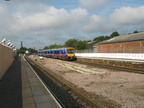 Alterations to Stalybridge Station 04/09/2012