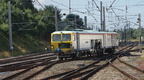 73904 Track Machine named Thomas Telford at Carnforth