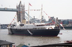 Britania in London in the 1980s