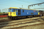 Bescot MPD Open Day 06-05-1990