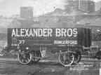 Alexander-s Coal Wagon-w-