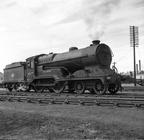 62677 Haymarket shed 1959 (CJB Sanderson) 931
