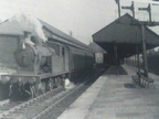 Stalybridge GCR  Platform
