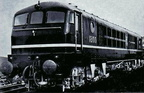 BR experimental gas turbine loco
