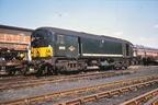 D5702 at Crewe