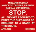 Midland Sign
