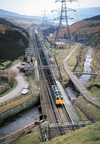 Woodhead 76 eastbound empty coal April 80