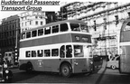 08-Ashton Under Lyne 87 Trolleybus. YTE 826