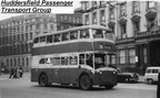 Ashton Under Lyne 79 Trolleybus LTC 773