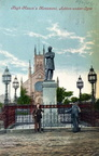 2-Hugh Mason's Monument Ashton-Under-Lyne 1906
