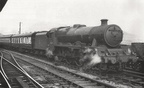 A rare picture of Jubilee Windward Isles taken passing through Greenfield (Greater Manchester), in the summer of 1952