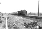 45503 Royal Leicestershire Regiment at Hest Bank, 1959