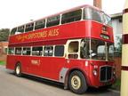 OCTOBER 1960 AEC BARTON BUS 851FNN Regent Mark V model