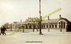 1-Morecambe Euston Road Railway Station Photo. London & North Western Railway