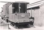 04.08.61 Beyer Peacock works, Gorton. Tram No. 2 Wilkinsons Patent built 1885