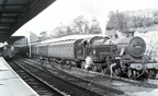 42371 at Buxton with a Manchester London Road train on 25th April 1953