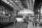 Looking east along platform 3 at Manchester Exchange in 1960