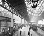Manchester Exchange station, about 1910