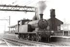 LNER GCR 442t C13 Ardwick station Manchester 1942