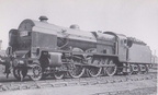 . 5545 is seen at Bletchley in May 1937 as yet un-named.