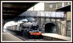 Carnforth station 1961