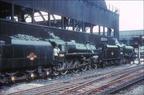 Steam finale  Manchester Victoria 4th August 1968