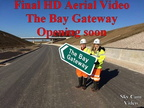 The Bay Gateway. Opening soon. M6 to Heysham. Oct 2016. The Final flight