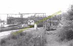 Dinting Railway Station Photo. Mottram to Glossop and Hadfield Lines. GCR
