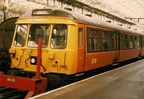 303 060 at Manchester Piccadily