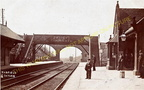 Hadfield Railway Station Photo