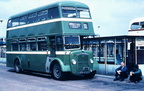 1975 Ashton bus station  SHMD 279 ATU