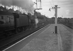 Class 5's storm through Hest Bank 1959 1