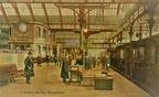 Manchester Victoria Railway Station