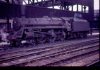 Manchester again the crew of station pilot Std 5 73134 take a break this was again sometime in 1967