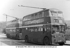 Manchester trolleybus in Gee X
