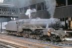 Class 5 45076,wallside..banking duties. Manchester Victoria 1960's