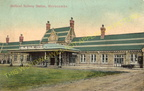 Morecambe Promenade Railway Station Photo. Midland Railway 2