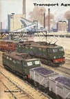 Cover of British Railways Transport Age magazine 1957