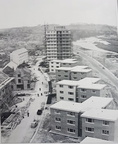 Building of the Mainway flats, Skerton.
