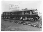 BR METROPOLITAN VICKERS CO-CO AC ELECTRIC LOCO 18100 8x6 BR OFFICIAL PHOTO 1958