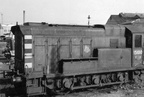 Saw it at Swindon Oct 1965 after withdrawl in April,cut up Jan 1966