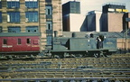 0-4-4T No 55225 at St Enoch Station Glasgow 1960's.